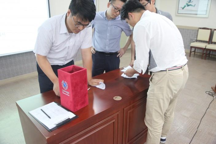 170905 사무처 9월 월례회의(0930대회의실)